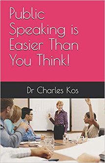 Public Speaking is Easier Than You Think.